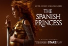"""The Spanish Princess"" - Brazilian Movie Poster (xs thumbnail)"