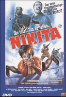 Nikita - German DVD cover (xs thumbnail)