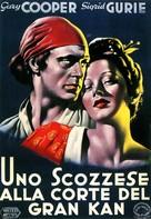 The Adventures of Marco Polo - Italian Movie Poster (xs thumbnail)