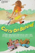 Carry on Behind - British Movie Poster (xs thumbnail)