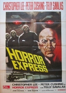 Horror Express - Italian Movie Poster (xs thumbnail)