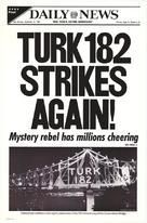 Turk 182! - Movie Poster (xs thumbnail)