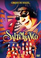 Saltimbanco - Russian DVD cover (xs thumbnail)
