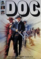 'Doc' - German Movie Poster (xs thumbnail)