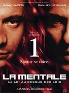 La mentale - French poster (xs thumbnail)