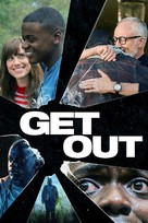 Get Out - DVD cover (xs thumbnail)