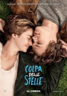 The Fault in Our Stars - Italian Movie Poster (xs thumbnail)