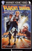 Martin's Day - German VHS movie cover (xs thumbnail)