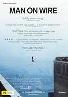 Man on Wire - Australian Movie Poster (xs thumbnail)