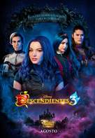 Descendants 3 - Argentinian Movie Poster (xs thumbnail)