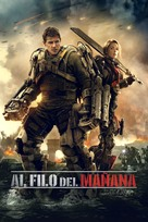 Live Die Repeat: Edge of Tomorrow - Argentinian Movie Cover (xs thumbnail)