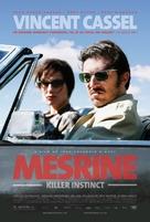 L'instinct de mort - Movie Poster (xs thumbnail)