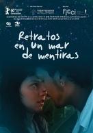 Retratos en un mar de mentiras - Colombian Movie Poster (xs thumbnail)