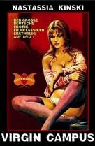 Leidenschaftliche Blümchen - German DVD cover (xs thumbnail)