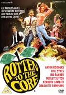Rotten to the Core - British DVD movie cover (xs thumbnail)