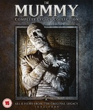 The Mummy - British Movie Cover (xs thumbnail)