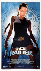 Lara Croft: Tomb Raider - Italian Movie Poster (xs thumbnail)
