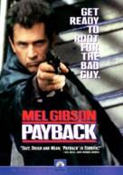 Payback - DVD cover (xs thumbnail)