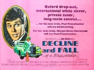 Decline and Fall... of a Birdwatcher - British Movie Poster (xs thumbnail)