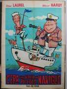 Saps at Sea - Italian Movie Poster (xs thumbnail)