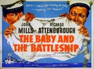 The Baby and the Battleship - British Movie Poster (xs thumbnail)