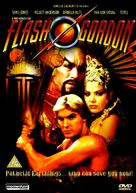 Flash Gordon - British DVD cover (xs thumbnail)