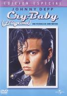 Cry-Baby - Spanish DVD movie cover (xs thumbnail)