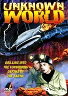 Unknown World - DVD cover (xs thumbnail)