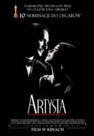 The Artist - Polish Movie Poster (xs thumbnail)