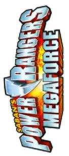 """""""Power Rangers Megaforce"""" - Logo (xs thumbnail)"""