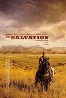 The Salvation - Danish Movie Poster (xs thumbnail)