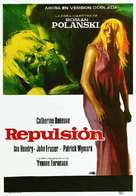 Repulsion - Spanish Movie Poster (xs thumbnail)