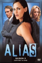 """Alias"" - French DVD cover (xs thumbnail)"