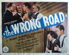 The Wrong Road - Movie Poster (xs thumbnail)