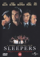 Sleepers - British Movie Cover (xs thumbnail)