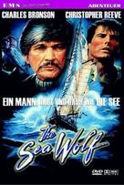 The Sea Wolf - German poster (xs thumbnail)