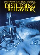 Disturbing Behavior - DVD cover (xs thumbnail)