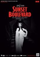 Sunset Blvd. - Czech Movie Poster (xs thumbnail)