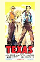 Texas - Movie Poster (xs thumbnail)