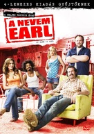 """""""My Name Is Earl"""" - Hungarian Movie Cover (xs thumbnail)"""