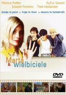 Martha, Meet Frank, Daniel and Laurence - Polish DVD movie cover (xs thumbnail)