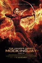 The Hunger Games: Mockingjay - Part 2 - Danish Movie Poster (xs thumbnail)