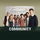 """Community"" - Movie Poster (xs thumbnail)"