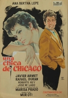 Una chica de Chicago - Spanish Movie Poster (xs thumbnail)