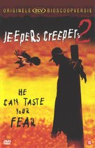 Jeepers Creepers II - Dutch Movie Cover (xs thumbnail)