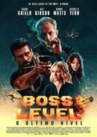 Boss Level - Portuguese Movie Poster (xs thumbnail)