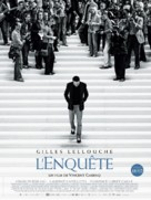 L'enquête - Belgian Movie Poster (xs thumbnail)