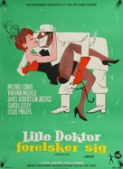 Doctor in Love - Danish Movie Poster (xs thumbnail)