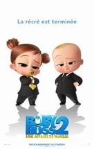 The Boss Baby: Family Business - French Movie Poster (xs thumbnail)
