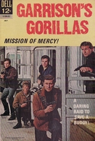 """Garrison's Gorillas"" - Movie Poster (xs thumbnail)"